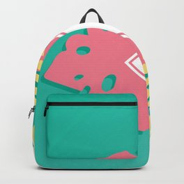 Hello fresh design. Backpack