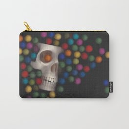 Skull and felt 2 Carry-All Pouch