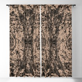 Sassy beasts | Totem 05 Blackout Curtain