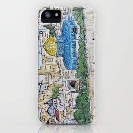 Jerusalem -زهرة المدائن -القدس  iPhone Case