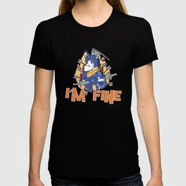 Horseknight T-shirt