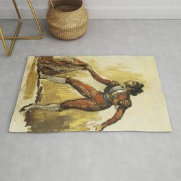 Édouard Manet - Jeune femme en costume de toréador Rug