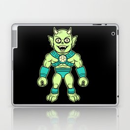 Murgus, The Sea Dewelling Sea Demon of the Sea Laptop & iPad Skin