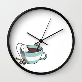 Teatime is ME Time Wall Clock