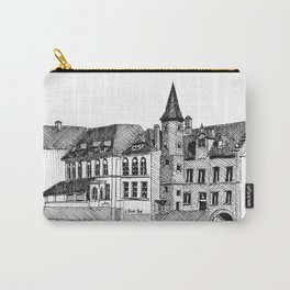 Bruges in Lines Carry-All Pouch
