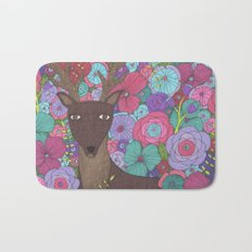 The Wise Stag Bath Mat