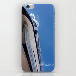 Monorail at Epcot iPhone Skin