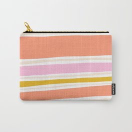 del mar, 70's stripes Carry-All Pouch