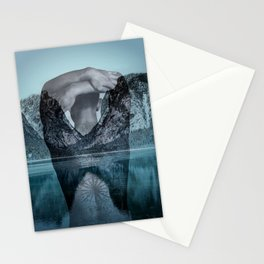 Under the surface Stationery Cards