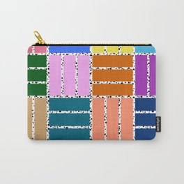 Postmodern Patio Repeat Carry-All Pouch