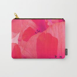 Red Poppies #decor #society6 #buyart Carry-All Pouch