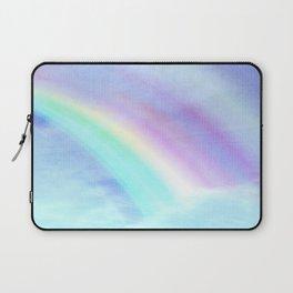 Watecolor Rainbow Laptop Sleeve