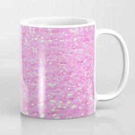 Pink Glitter Coffee Mug