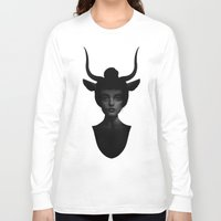 ruben Long Sleeve T-shirts featuring .. by Ruben Ireland