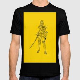 Kill bill killed T-shirt