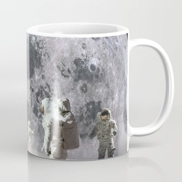 The Lost Astronauts Coffee Mug