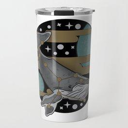 cetus- the star whale Travel Mug