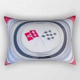 Corvette Stingray Rectangular Pillow