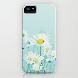 Dancing Daisies iPhone Case