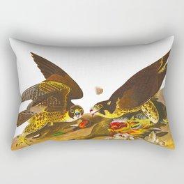 Great-footed Hawk Rectangular Pillow