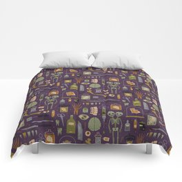 Odditites Comforters