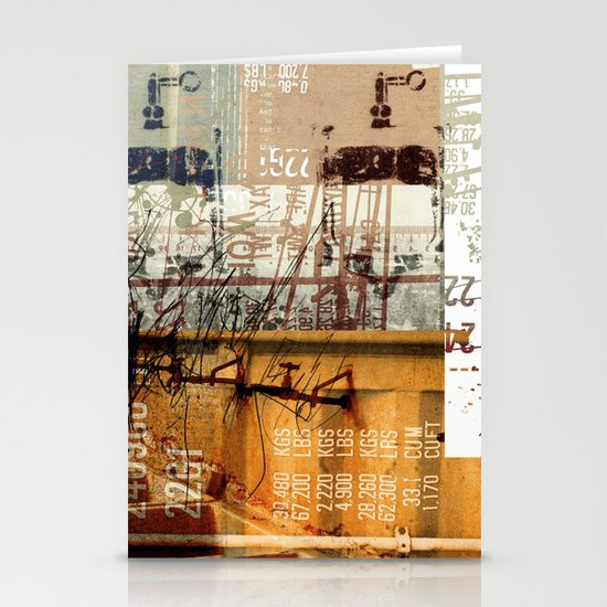 BABEL OVERDUBS II Stationery Cards