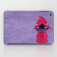 conan iPad Cases featuring A Boy - Orko by Christophe Chiozzi
