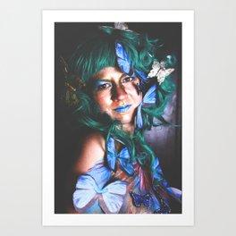 Butterfly I. Art Print