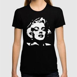 GIFTS OF A HOLLYWOOD ICONIC MOVIE STAR ACTRESS FOR YOU FROM MONOFACES IN 2021 T-shirt