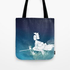 Kiki's Delivery Service Illustration Tote Bag