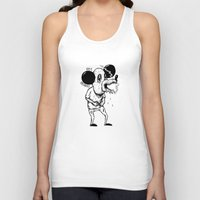 the 100 Tank Tops featuring 100% ORGANIC! by William Freeman