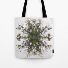 Epiphyte Kaleidoscope Tote Bag