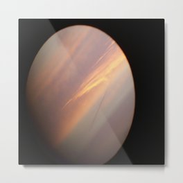 LITIQUE , SKYPLANET Metal Print