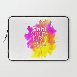 Quiet Fuss Only Laptop Sleeve