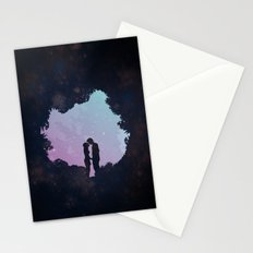 Edge of the Moonlight Stationery Cards