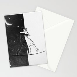 The rope of your fantasy. Stationery Cards