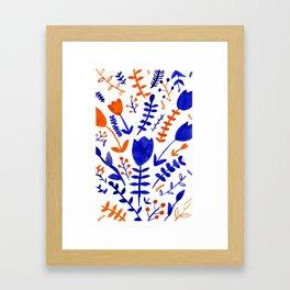 A touch of dutch Framed Art Print