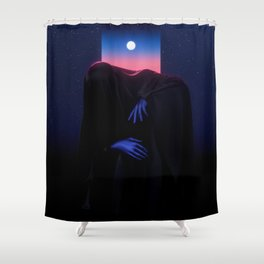 Trust II Shower Curtain