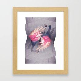 skate Framed Art Print