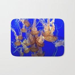Monterey Bay Jellyfish Bath Mat