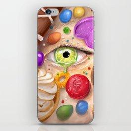 eye candy iPhone Skin