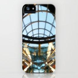 Conduit iPhone Case