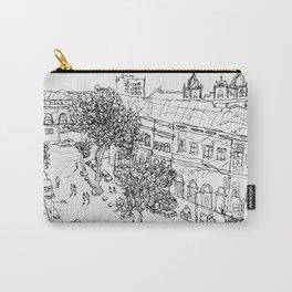 Rua da Moeda Carry-All Pouch
