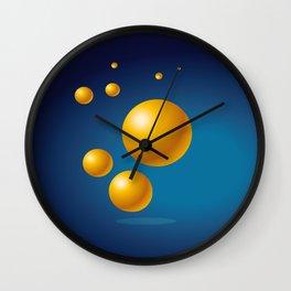 Kugeln Wall Clock