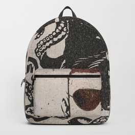 Black Beard Backpack