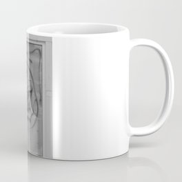 Death's newspaper booth Coffee Mug