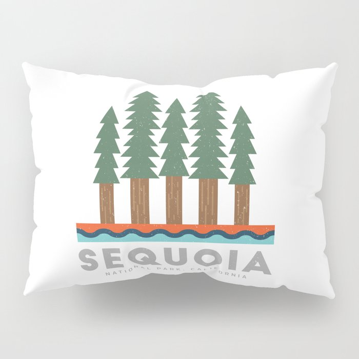 Sequoia National Park California Design for the outdoors lover! Pillow Sham