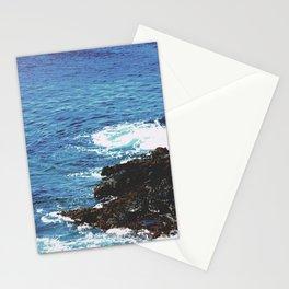 Rocky Shoreline Stationery Cards