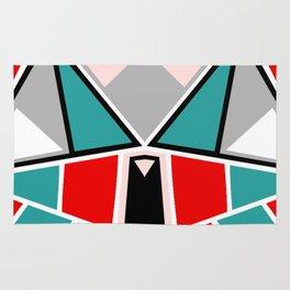 Abstract #604 Rug