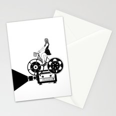 Cinema Paradiso Stationery Cards